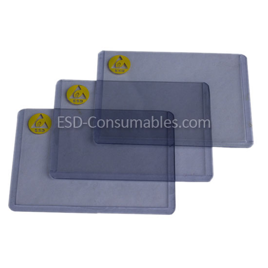 ESD Hard Document Holder